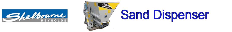 Sand-Dispenser